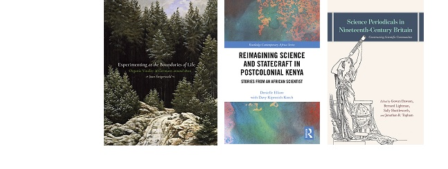 Books by faculty